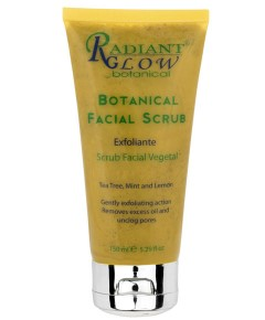 Botanical Facial Scrub