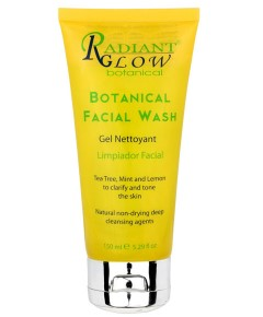 Botanical Facial Wash