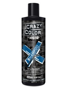 Crazy Color Shampoo For Blue Shades