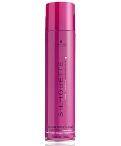 Silhouette Color Brilliance Super Hold Hairspray