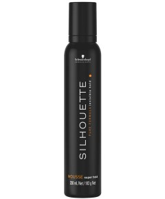Silhouette Super Hold Mousse