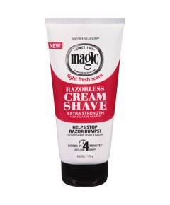 Shave Cream Extra Strength