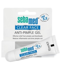 Clear Face Anti Pimple Gel