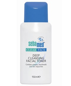 Clear Face Deep Cleansing Toner
