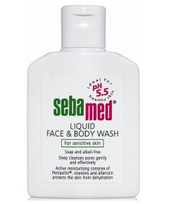 Liquid Face And Body Wash