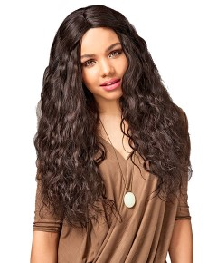 Rare Natural Curly Weft
