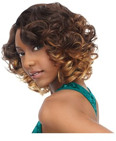 Premium Too Shorty Blended HH Romance Curl Wvg