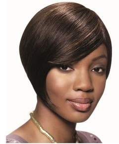 Human Hair Wig Style Chic