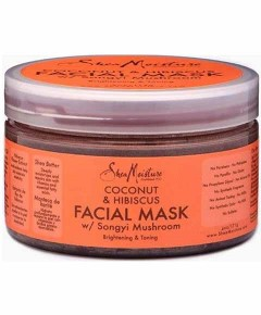 Coconut And Hibiscus Facial Mask