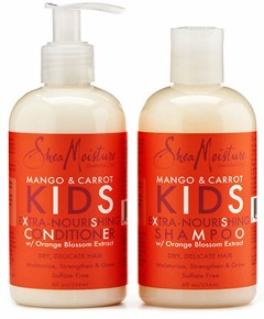 Mango And Carrot Extra Nourishing Shampoo And Conditioner