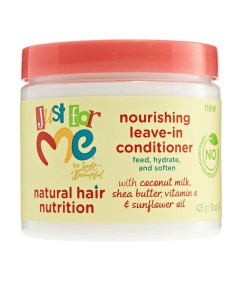 Just For Me Norushing Leave In Conditioner