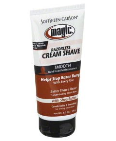 Magic Razorless Cream Shave Smooth