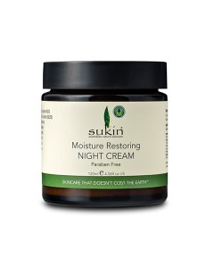 Natural Skincare Moisture Restoring Night Cream