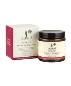 Natural Skincare Rose Hip Hydrating Day Cream