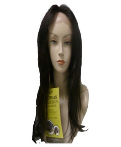 Brazilian Glamour Swiss Lace HH Natural Straight Wig