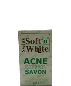 Swiss Acne Natural Soap