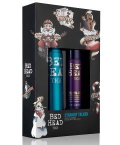 Bed Head Straight Talker Gift Set