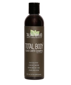 Body Black Earth Shampoo
