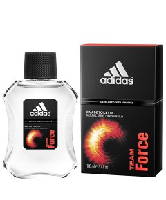 Team Force Eau De Toilette Natural Spray