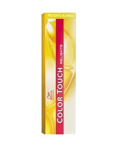 Relights Blonde Touch Haircolor