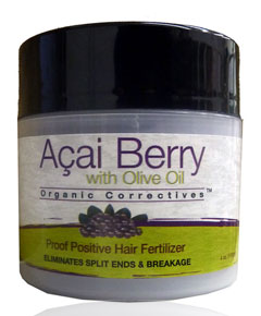 Acai Berry With Olive Oil Proof Positive Hair Fertilizer