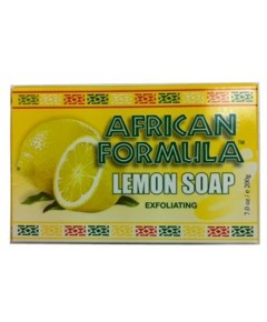 Exfoliating Lemon Soap
