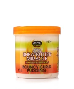Shea Butter Moisture Instense Bouncy Curls Pudding