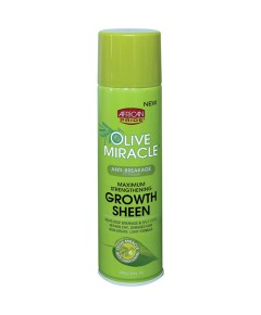 Olive Miracle Maximum Strengthening Growth Sheen