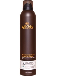 Angel Orange Flower Finishing Spray