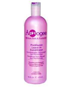 Aphogee Provitamin Leave In Conditioner