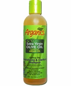 Extra Virgin Olive Oil Neutralizing And Clarifying Shampoo
