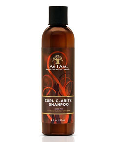 Clarity Shampoo For Curls