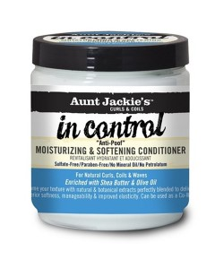 In Control Anti Proof Moisturizing And Softening Conditioner