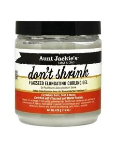 Don't Shrink Elongating Flaxseed Curling Gel
