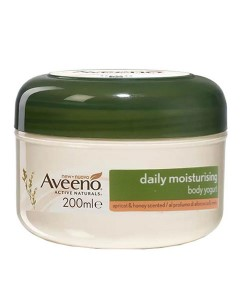 Aveeno Active Naturals Daily Moisturising Body Yogurt
