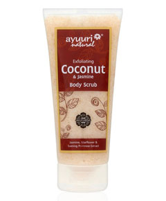 Coconut And Jasmine Exfoliating Body Scrub