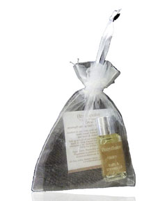 Calm Bath And Shower Oil Drawstring Gift Bag