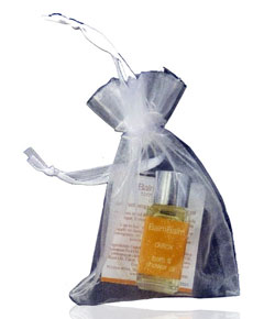 Bath And Shower Detox Oil Drawstring Gift Bag