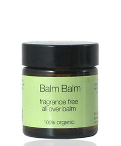 Fragrance Free All Over Balm