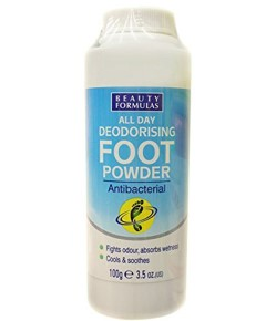 All Day Deodorising Foot Powder