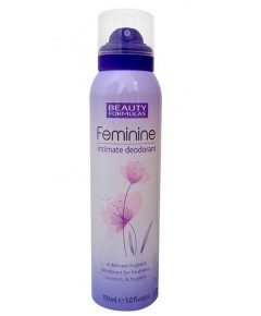 Feminine Intimate Deodorant Spray