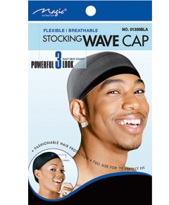 Magic Collection Stocking Wave Cap