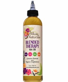 Alikay Naturals Blended Therapy Hot Oil