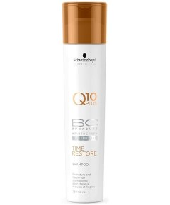 Q10 Plus Time Restore Shampoo