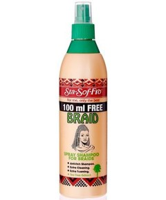 Sta Sof Fro Spray Shampoo For Braids