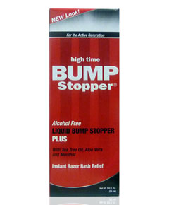 High Time Alcohol Free Liquid Bump Stopper Plus