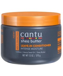 Cantu Men Shea Butter Leave In Conditioner