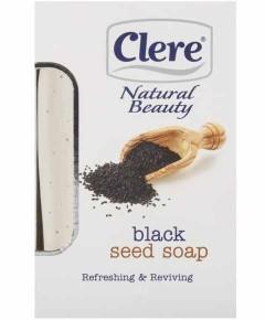 Natural Beauty Black Seed Soap