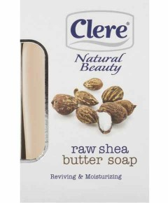 Natural Beauty Raw Shea Butter Soap