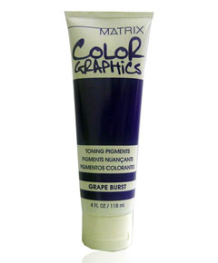 Color Graphics Grape Burst